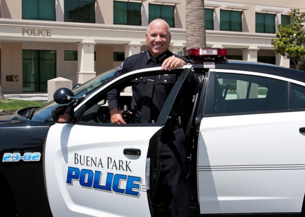 Welcome To Buena Park Police Department