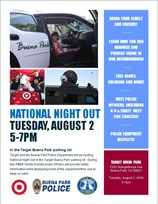 National Night Out 2016 Mini