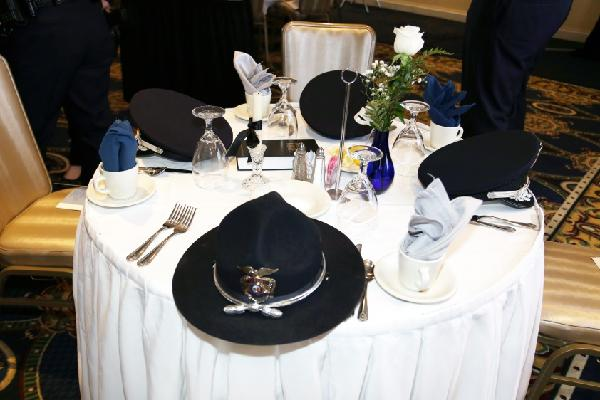PAL Fallen Officers Table
