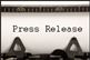 Press Release Typewriter - Mini