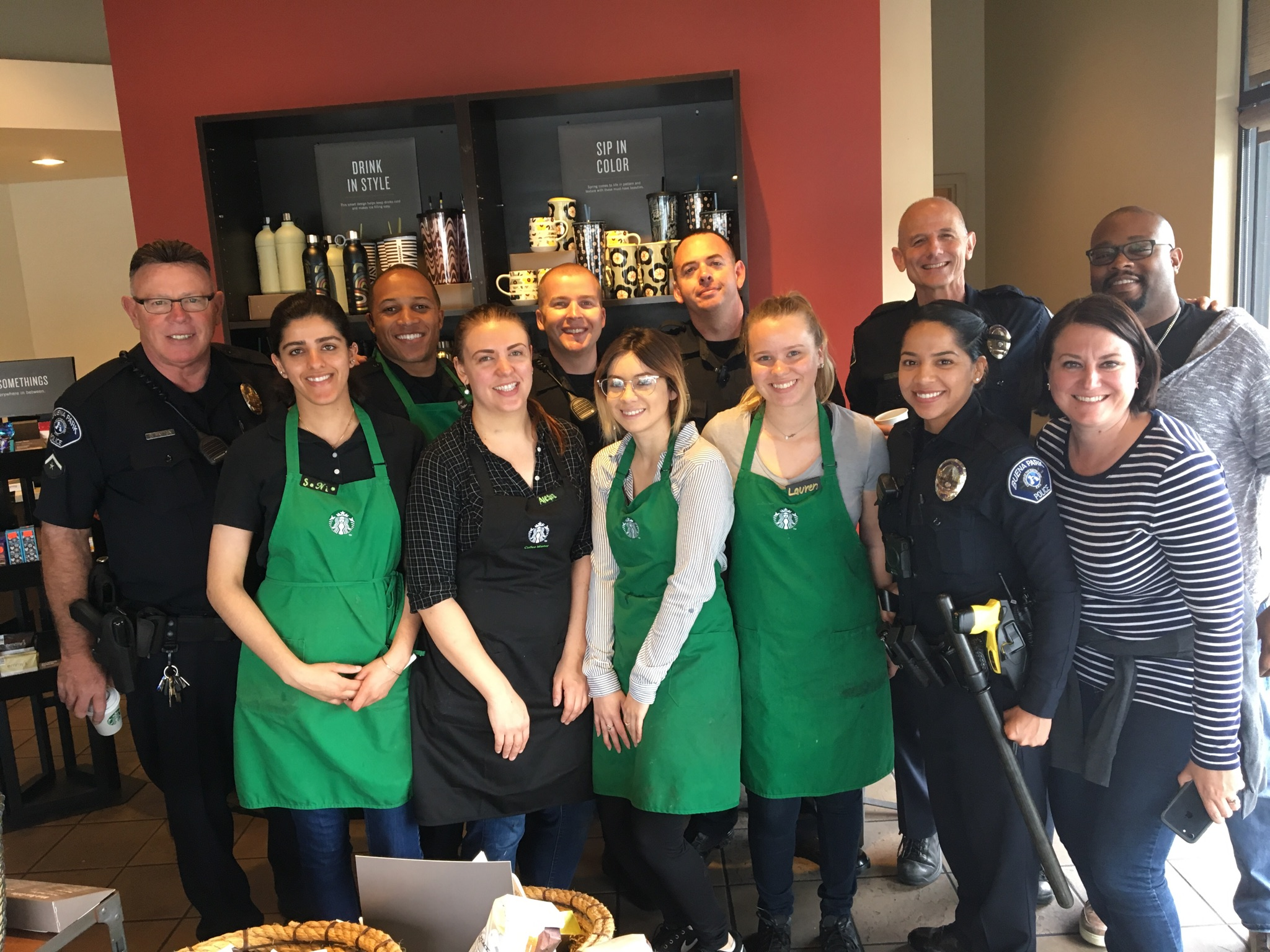 Coffee with a Cop March 2018  (3)
