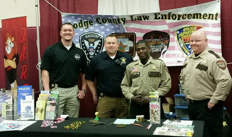 Crime Prevention Booth