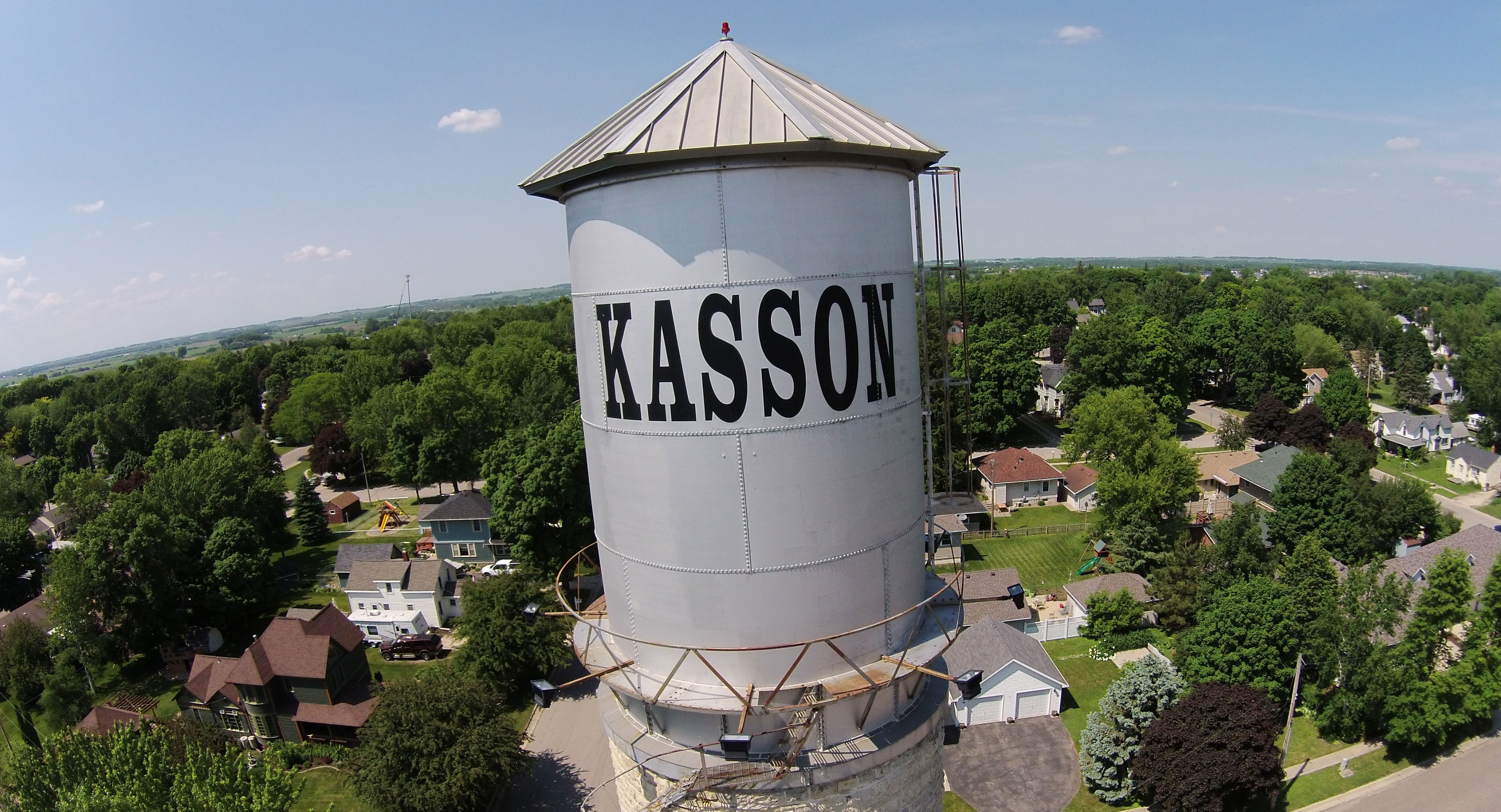 Kasson Water Tower