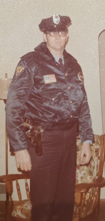 Hayfield Police Officer Willy (William James) Richardson