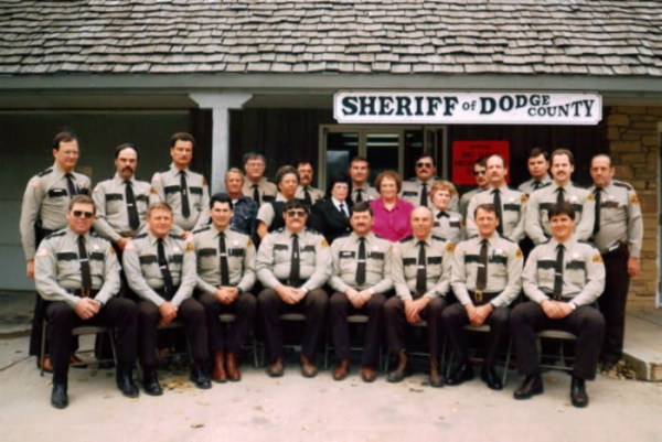 DCSO 1987 Dept Picture