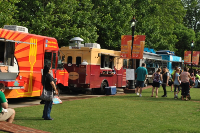 Chay J S Food Truck