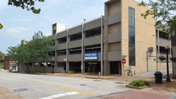 Madison St  Parking Garage