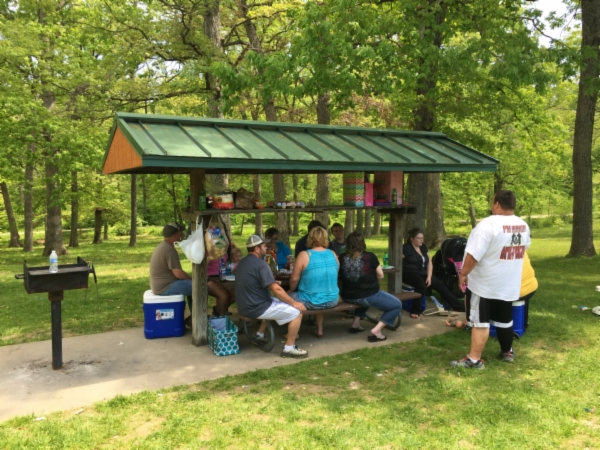 Memorial Picnic Shelter Use