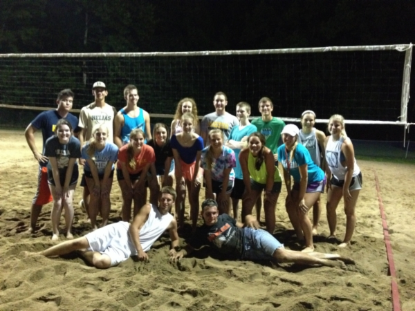 Adult Volleyball Teams