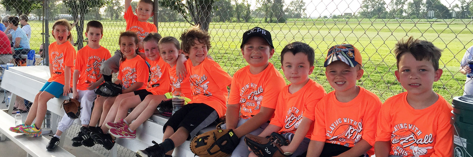 youth teeball